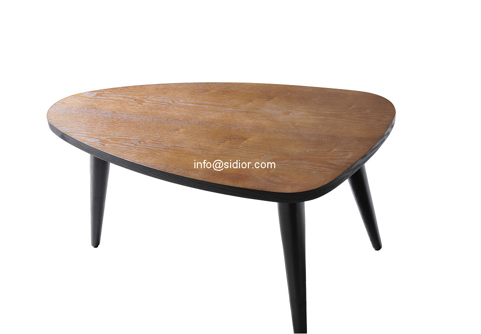 SD 5547 Hotel Furniture Home Furniture Living Room Coffee Table 3 In Wooden  Center Table