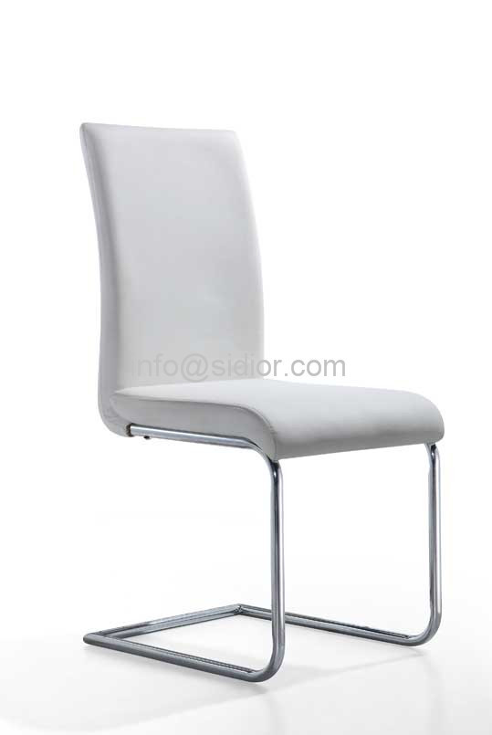 SD 1014 Modern Restaurant Stainless Steel Pu Leather Chair,visitor Chair,dining  Room Chair