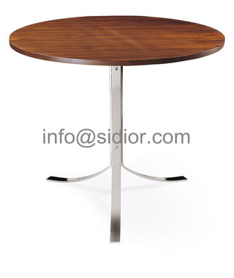 wooden dining table,visitor desk, reception desk, meeting table, S.steel table SD-3005
