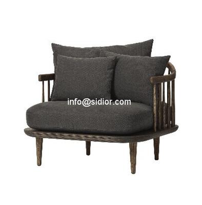 fabric sofa,visitor sofa, reception sofa, lobby sofa, living room sofa, armchair SD-6005-1
