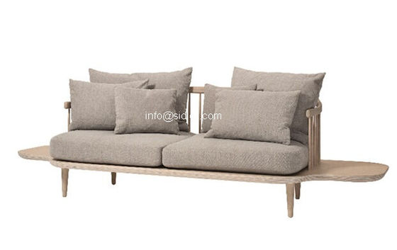 fabric sofa,visitor sofa, reception sofa, lobby sofa, living room sofa,armchair SD-6005-2T