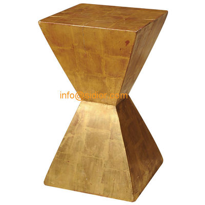CL-5544S luxury hotel furniture, tea table, center table, side table, wooden coffee table