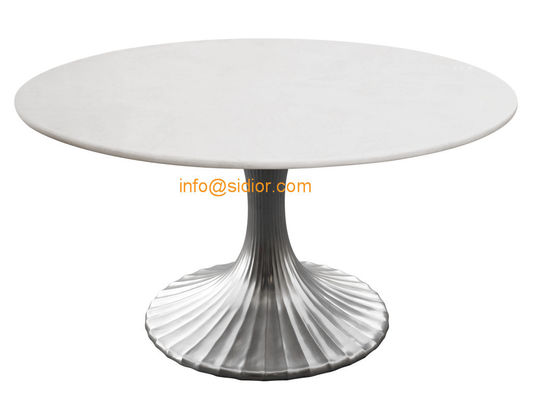 CL-5545 luxury hotel furniture, tea table, center table, side table, marble coffee table