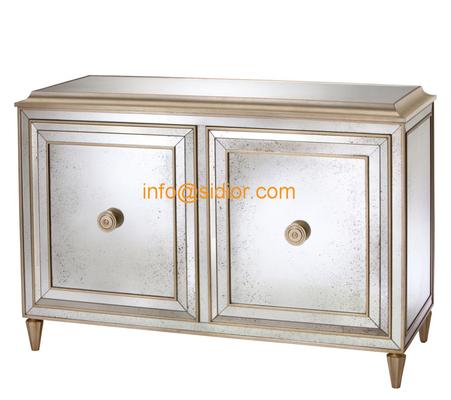 CL-7718 Hotel furniture, visitor desk,reception desk,side cabinet TV cabinet,console table