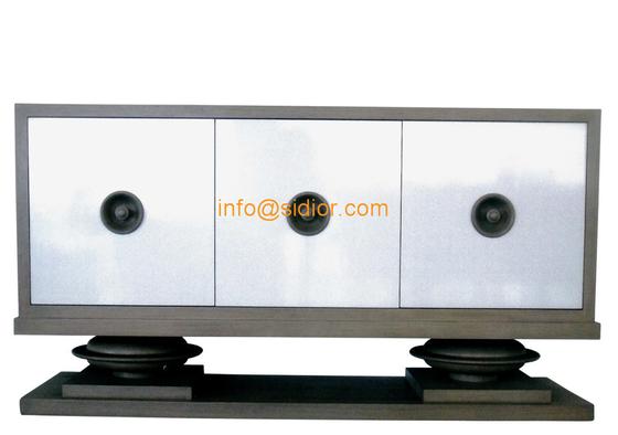 CL-7717 Hotel furniture, visitor desk,reception desk,side cabinet TV cabinet,console table