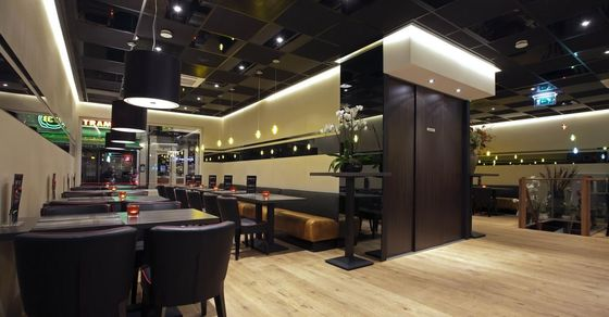 Modern design restaurant furniture, restaurant furniture from China, restaurant project