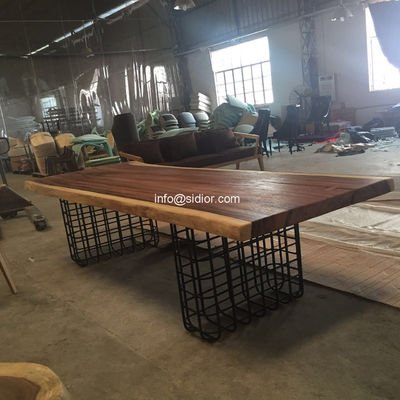 SL-8306 Home living room furniture Dining room table Solid wood meeting desk Dining table