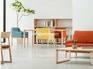 Morden design wooden dining chair, restaurant wood armchair, living room chair, SD-1007