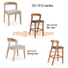 Morden wooden dining chair, restaurant solid wood chair, living room chair, SD-1012