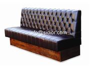 sign side booth standing sofa,visitor sofa,reception sofa,lobby sofa,fabric sofa SD-4004