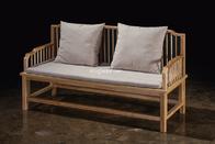 SL-8601 hotel furniture Home living room sofa set Solid wood sofa Morden ash wood sofa